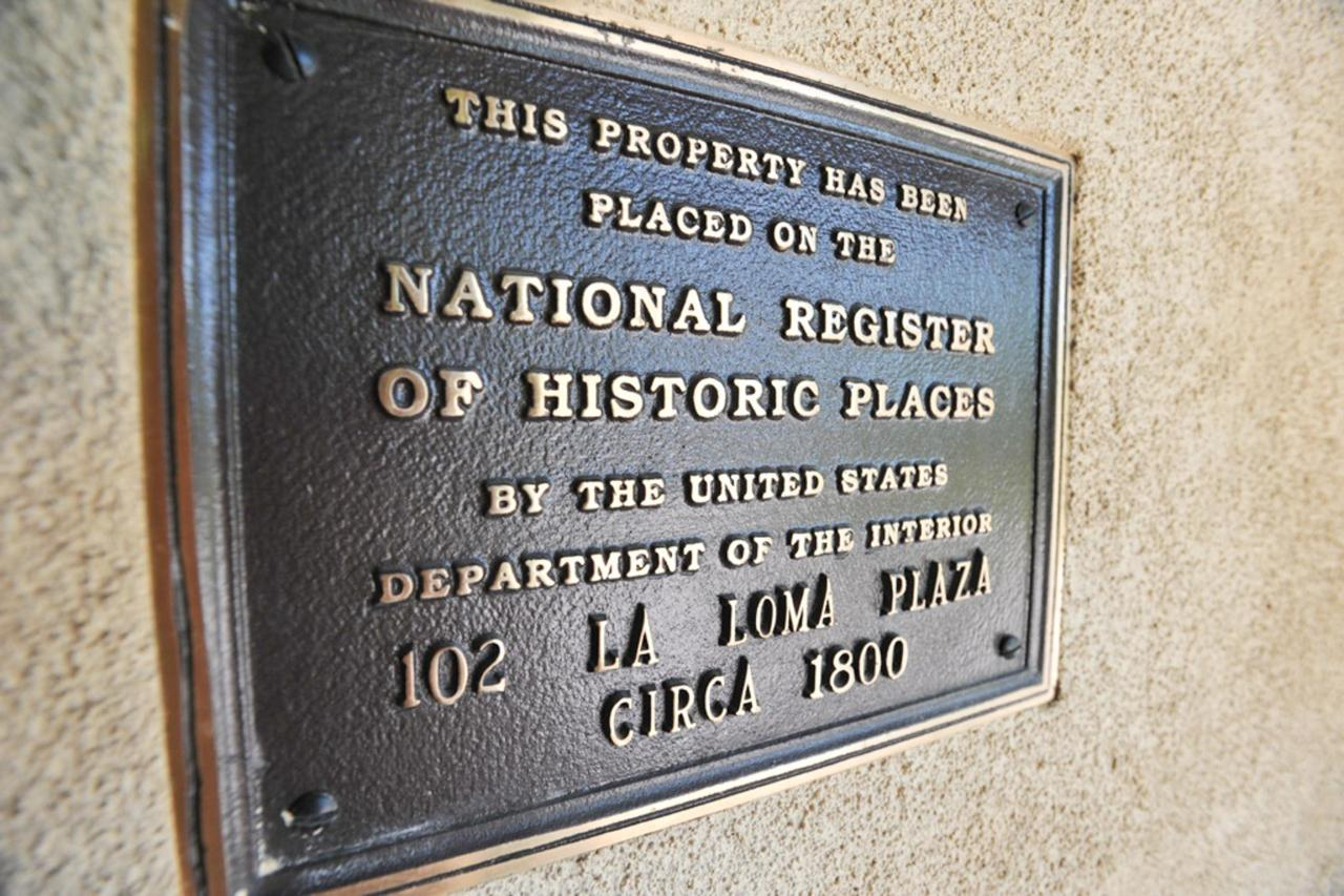 Our historic Inn, c1800, is on the National Register of Historic Places