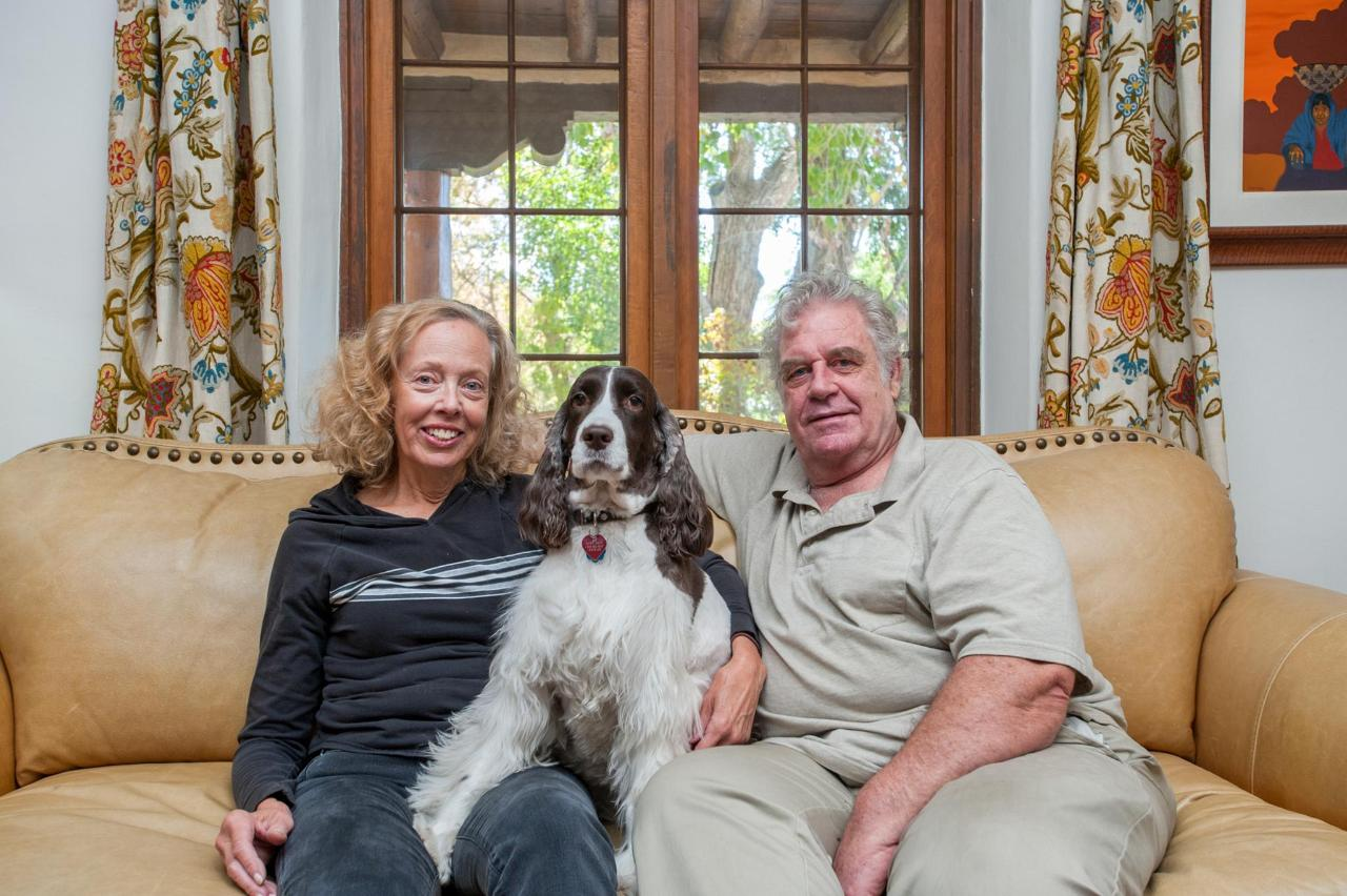 Peggy, Jerry, and Lacy welcome you to the Inn on La Loma Plaza