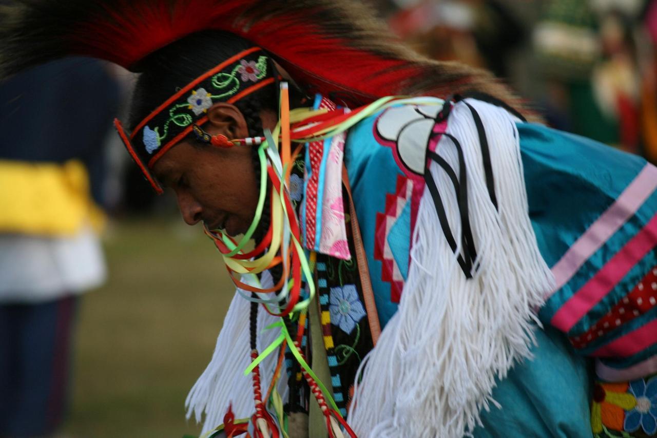 Taos Pow Wow at Taos Pueblo