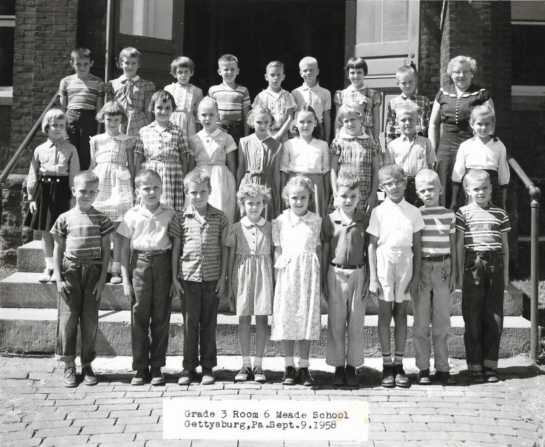 Grade 3 Room 6 September 9,1958.jpg
