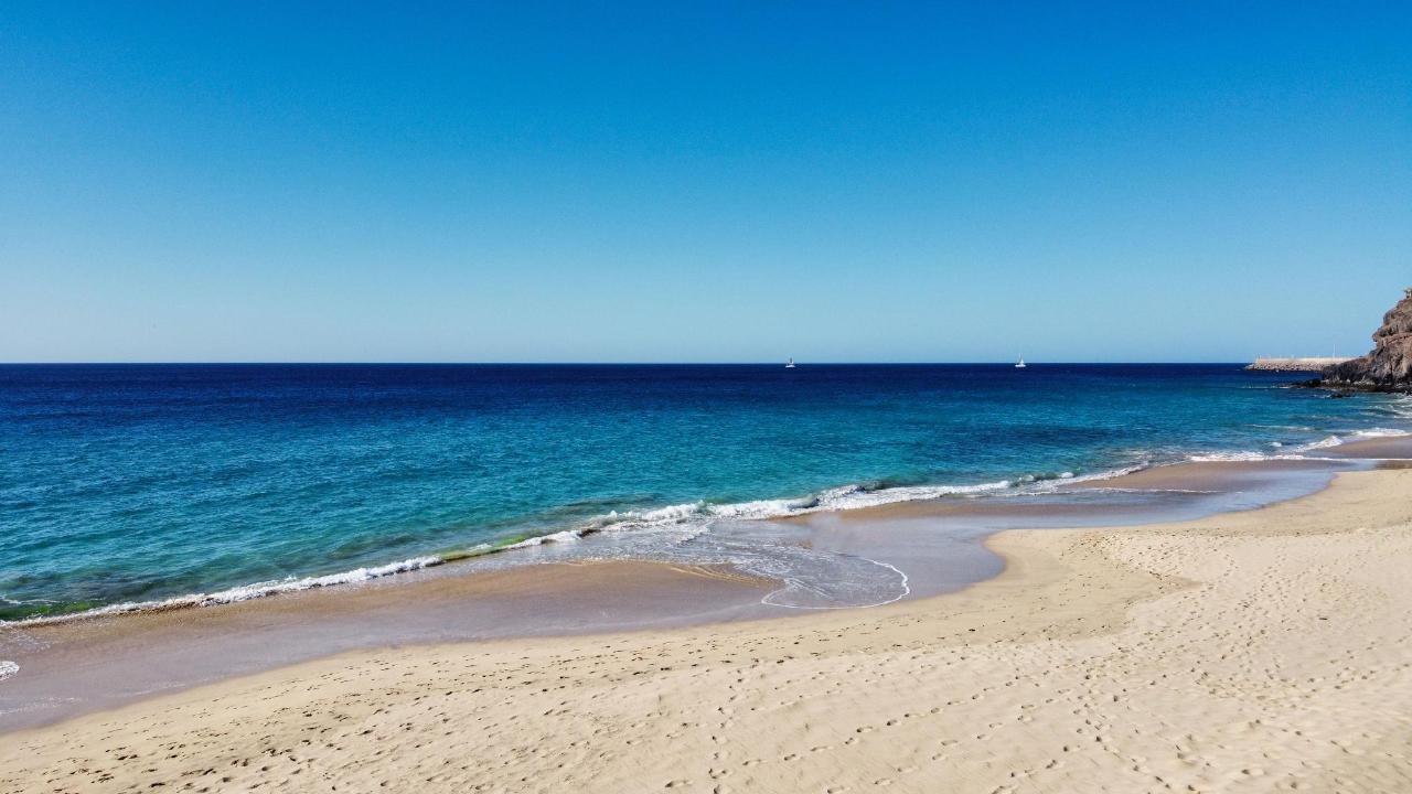 Beach Morrojable Meer Igramar
