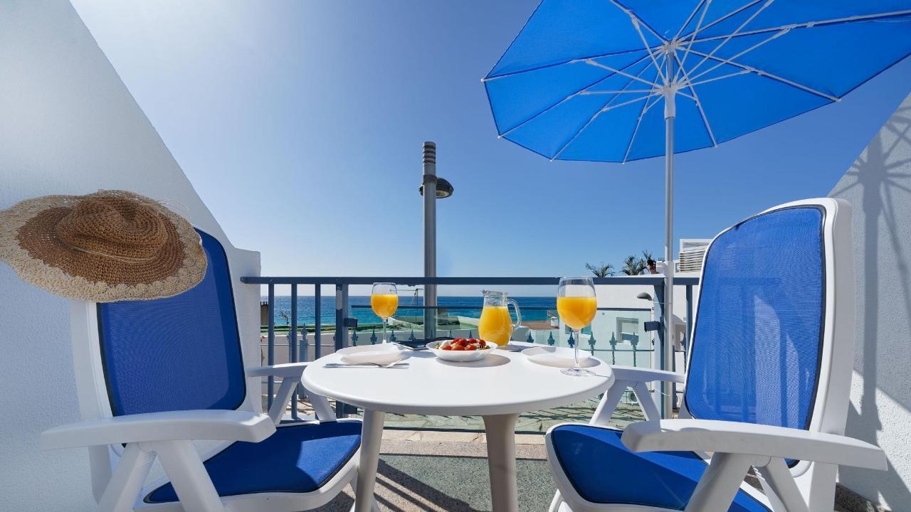 Seaview Oceanview Balcony Terrace Igramar Morro Jable