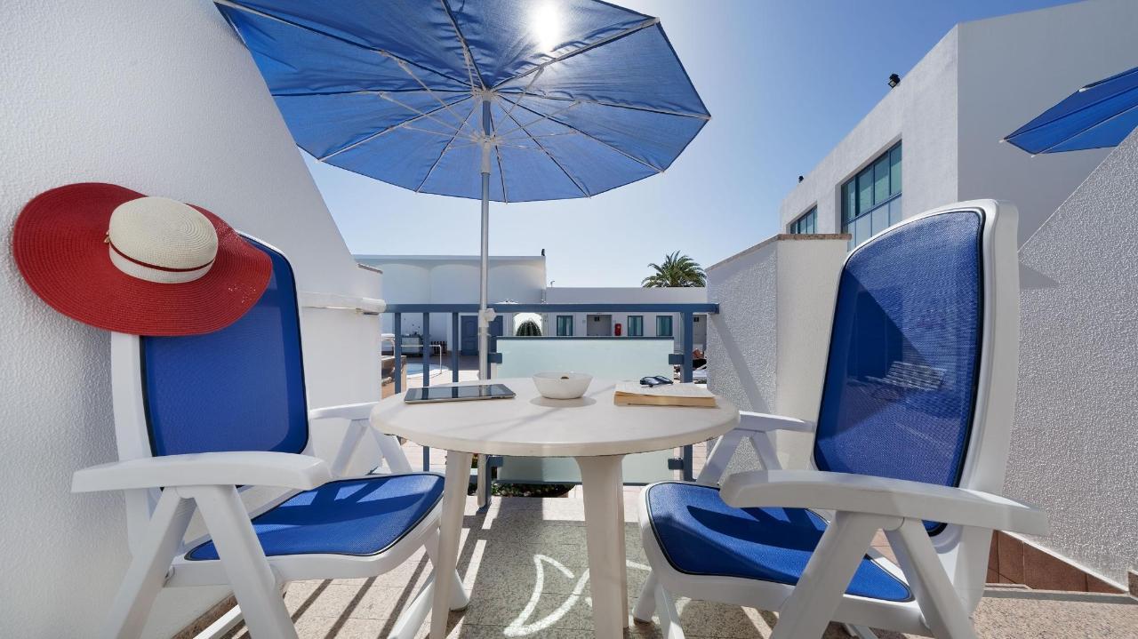 Poolview Balcony Terrace Igramar Morro Jable